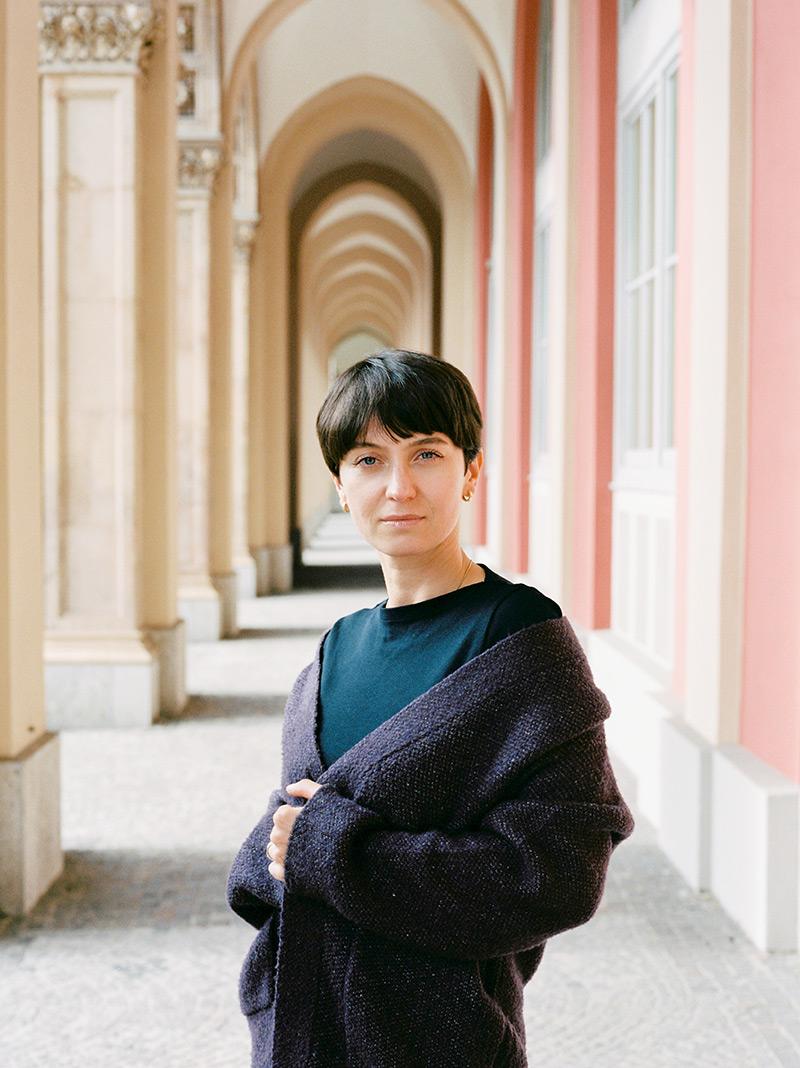 Raya Portrait in München