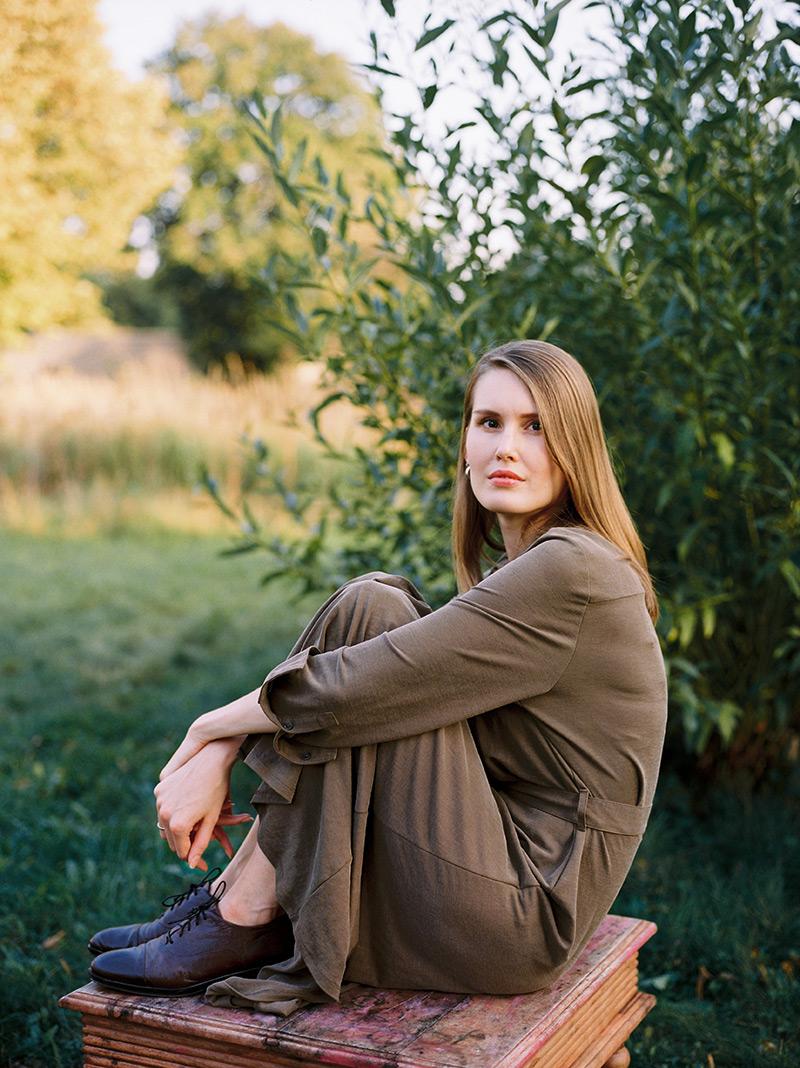 Julia Portrait in München