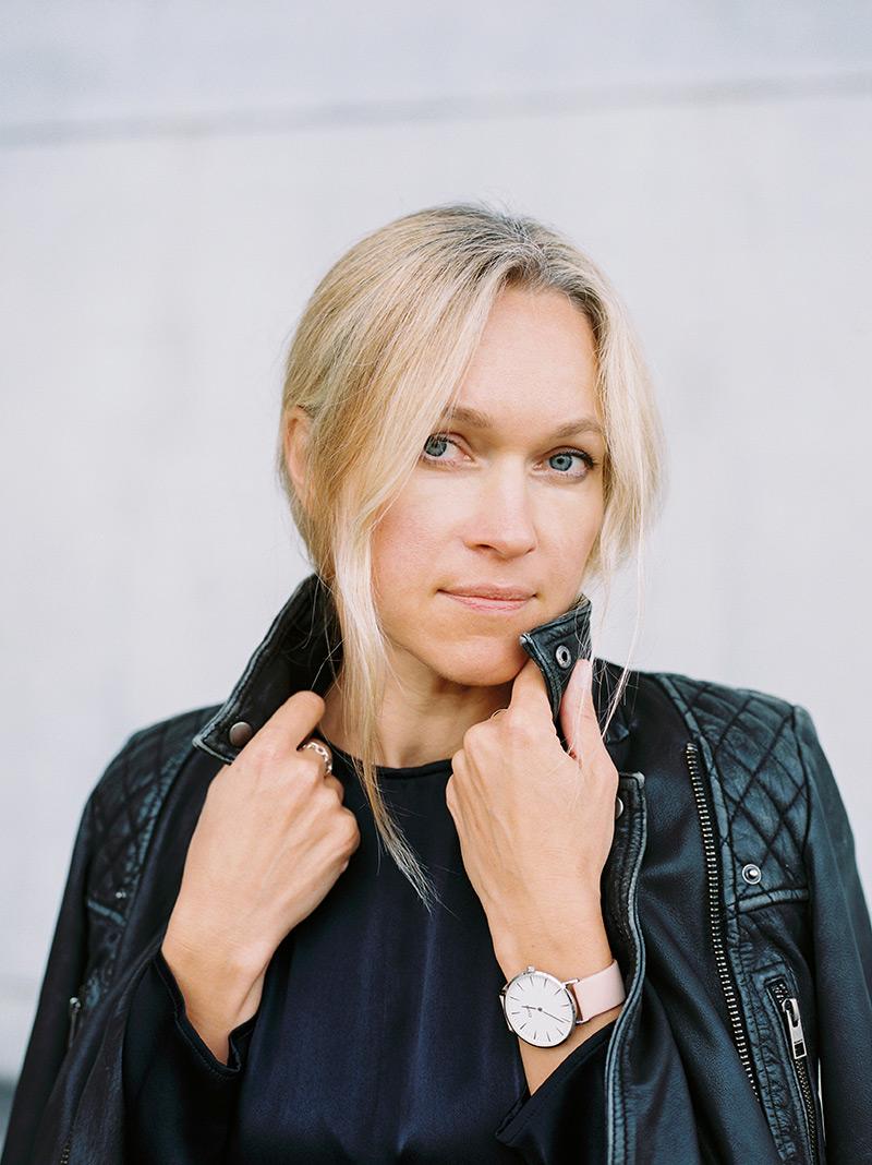 Alona Portrait in München