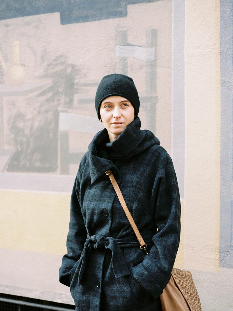 Künstlerportrait in München